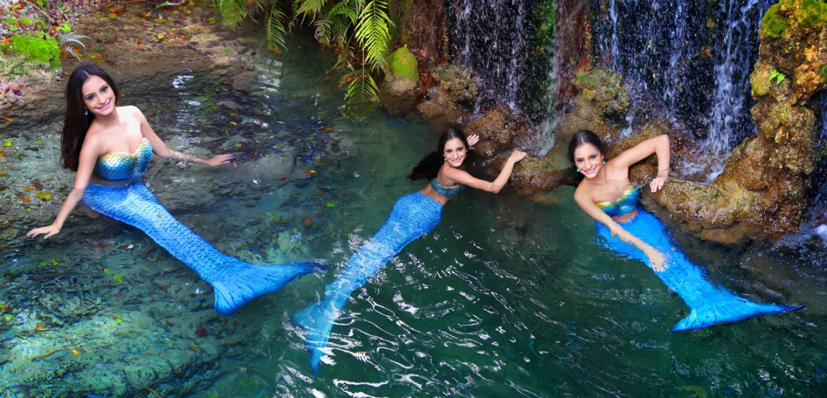 Mermaid Theme Quince Photo Shoot