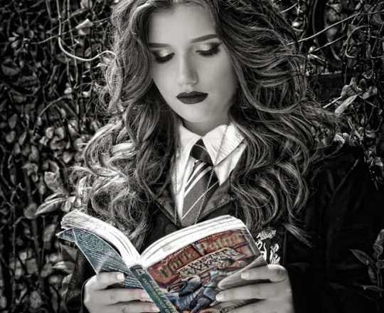 Quinceanera photo shoot wizard harry potter reader sweet sixteens fifteens
